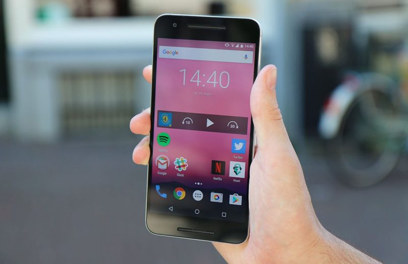 Android 7.1 Nougat developer preview update