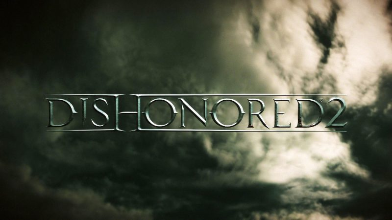 Dishonored 2 trailer