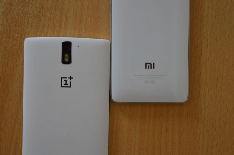 Xiaomi Mi Note 2 vs OnePlus 3