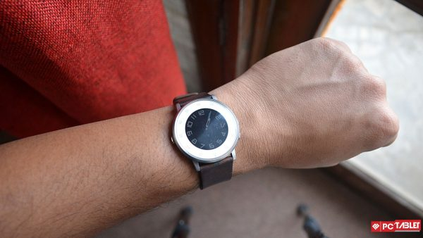 Pebble Time Round Review