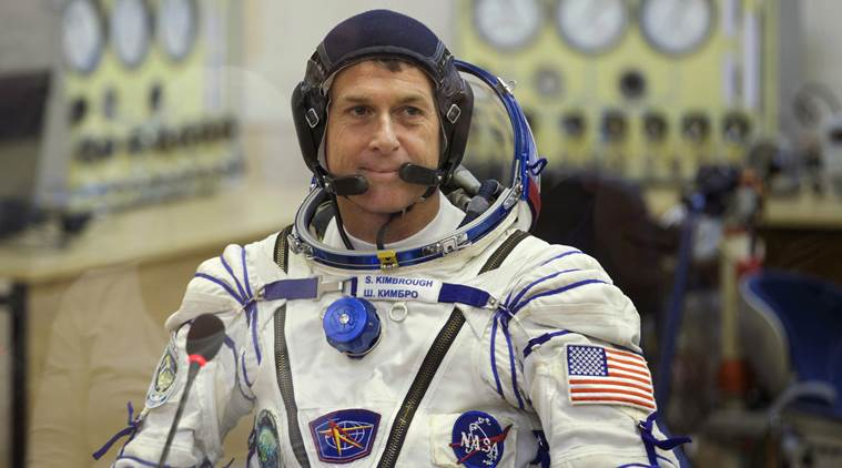 astronaut vote from space