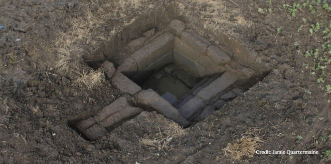 cursed medieval well