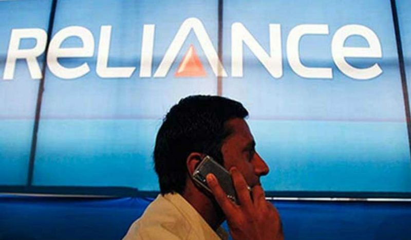 reliance comm data pack
