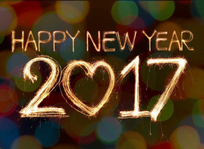 New Year 2017 images wishes videos