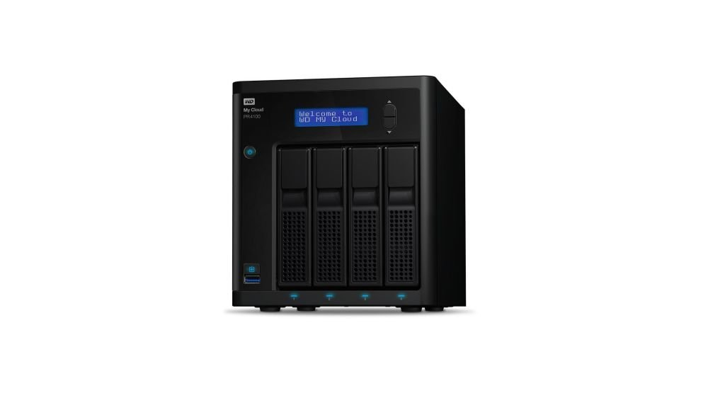 WD My Cloud Pro India