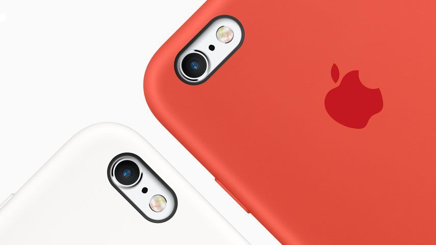iPhone 7s red