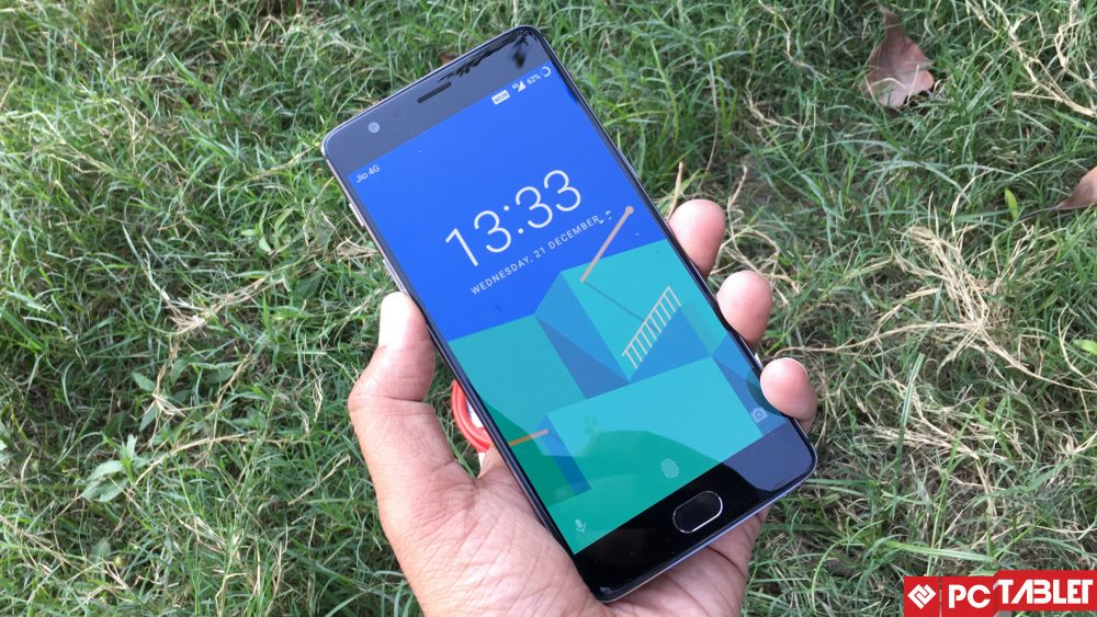 Android Nougat OnePlus 3T