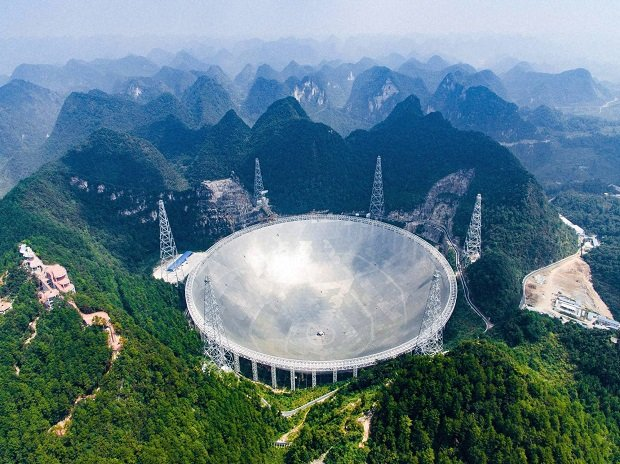 """ China constructing world's highest altitude telescopes in Tibet"""