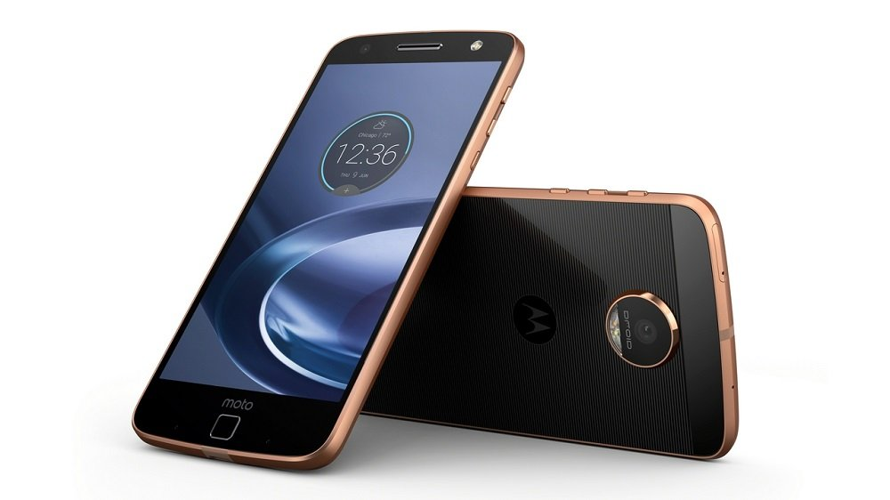 Motorola Moto Z Nougat Update