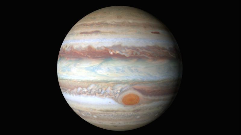 """""""NASA Jupiter Red Spot"""""""