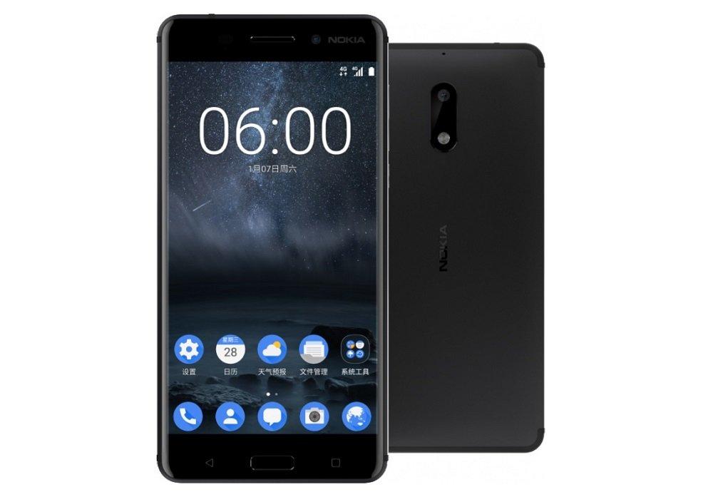 Nokia 8 specs leaked