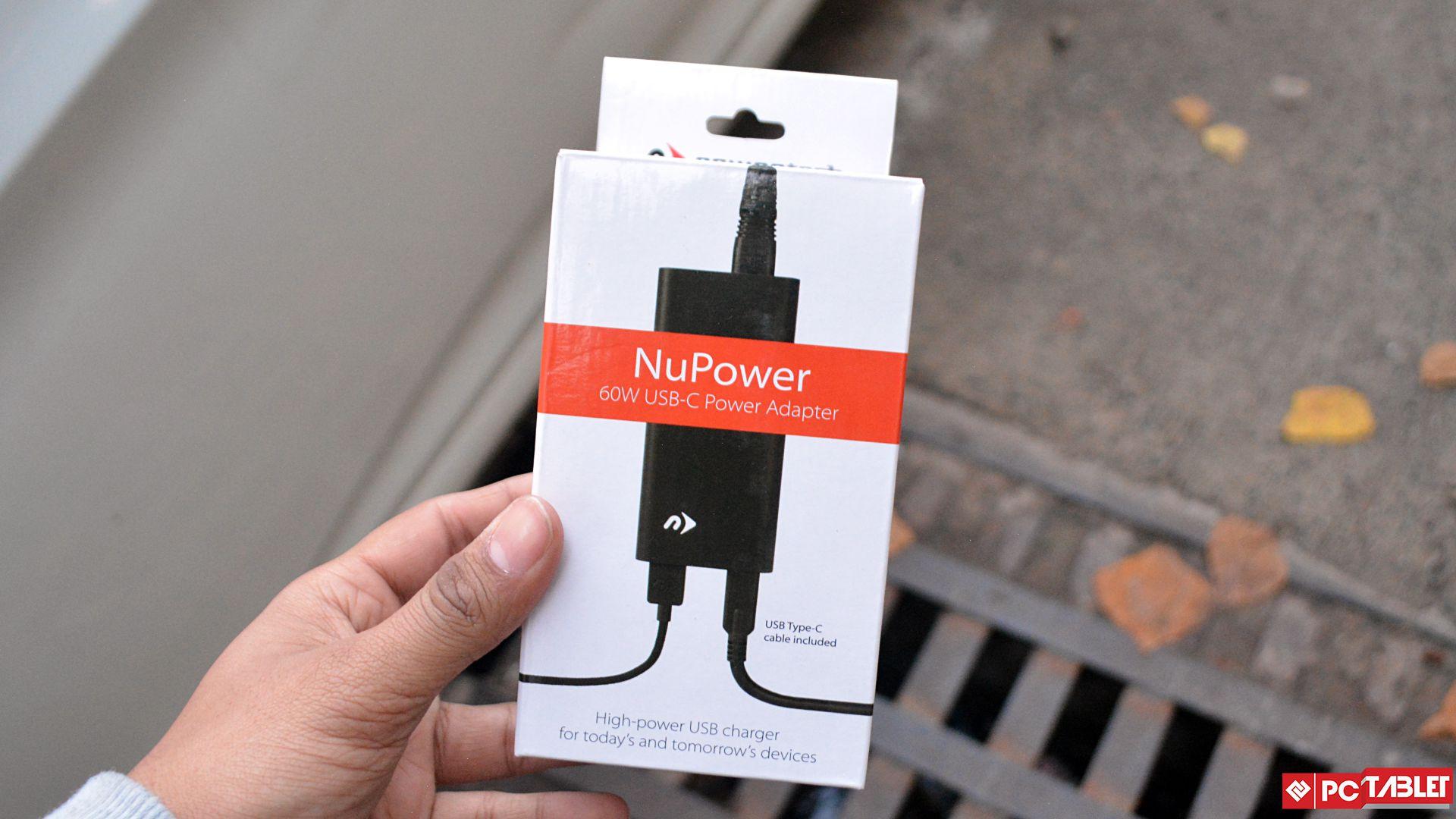 Nu Power Adapter 4