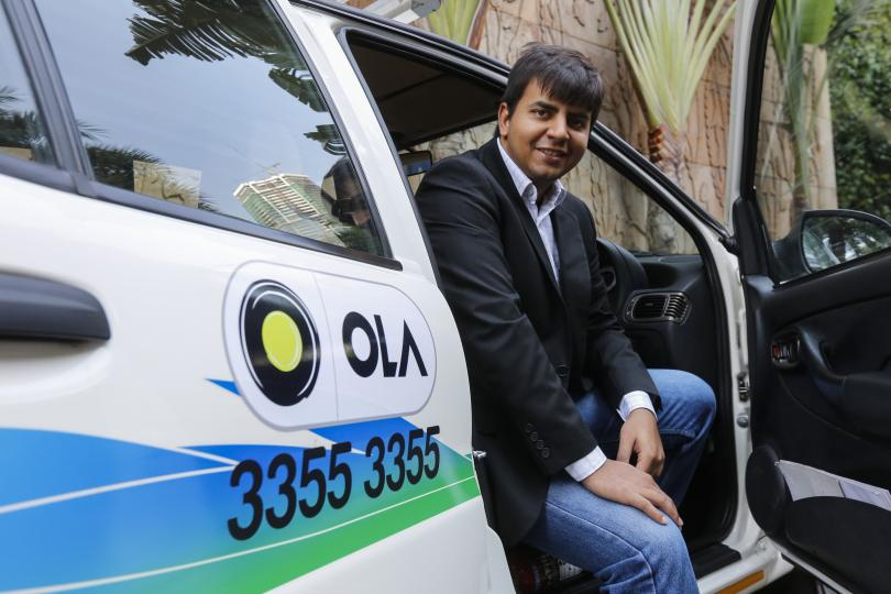 Ola cab back in business in full strength strike by drivers fizzle out