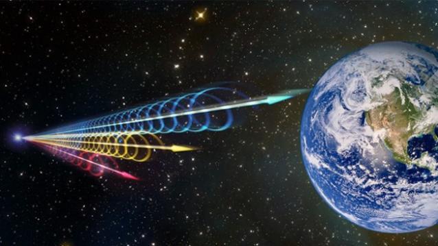 radio waves earth