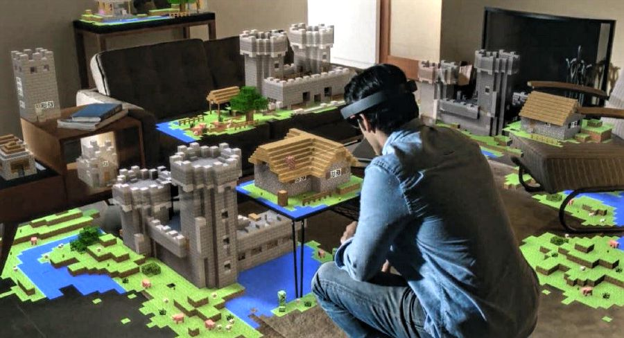 AR Gaming Home