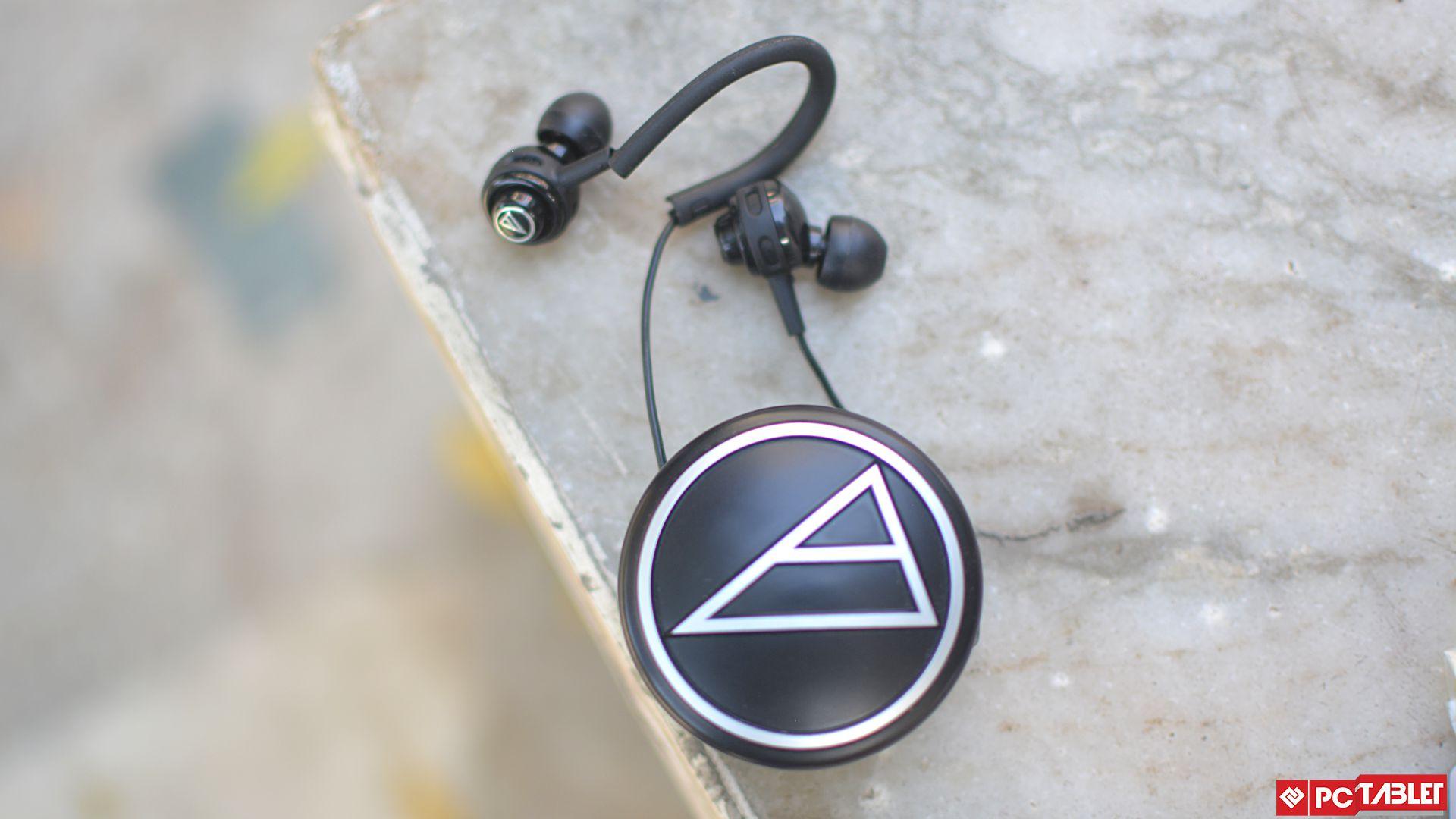 Audio Technica Core Bass Earphones 3