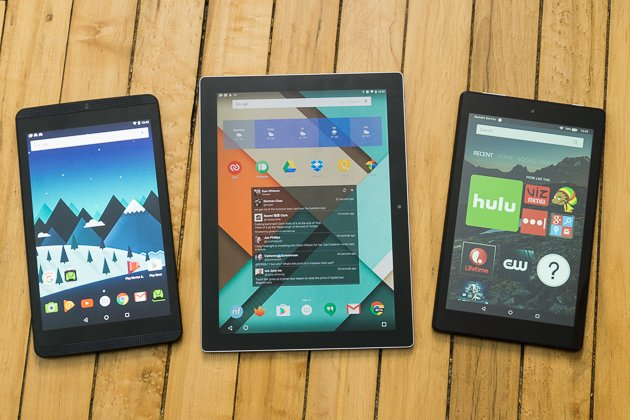 gaming tablets