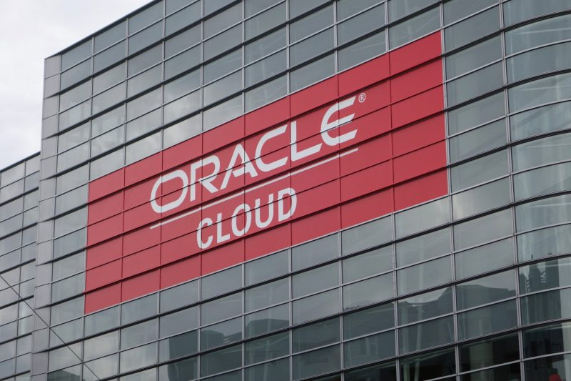 Oracle cloud EU