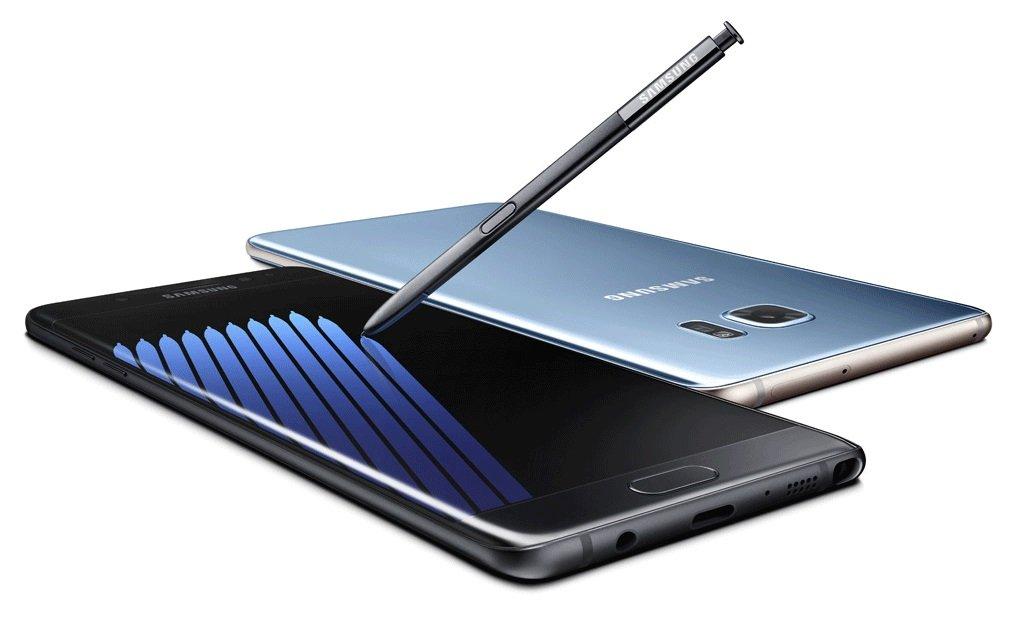 Samsung Galaxy Note 7 vs Galaxy Note 8