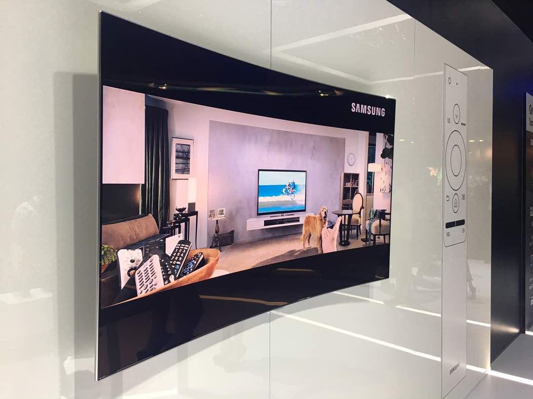 Samsung QLED TVs 3