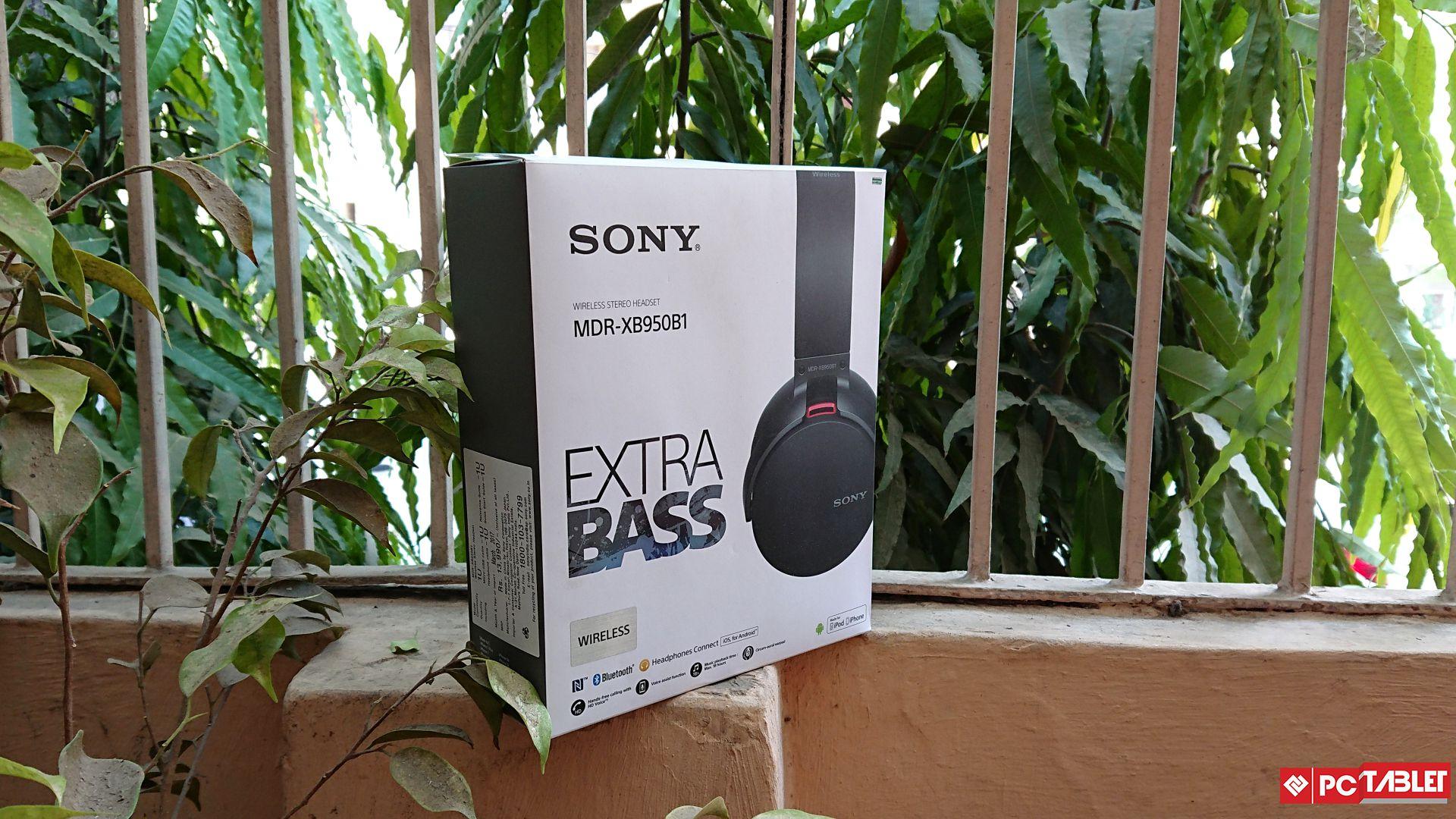 Sony MDR XB950B1 1