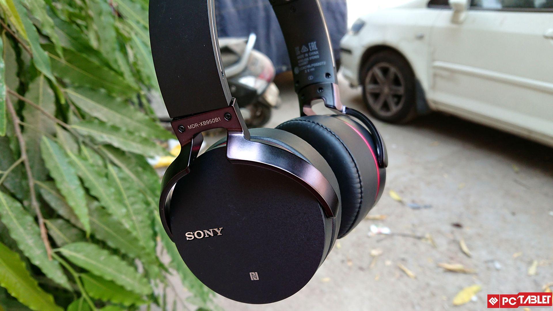 Sony MDR XB950B1 5