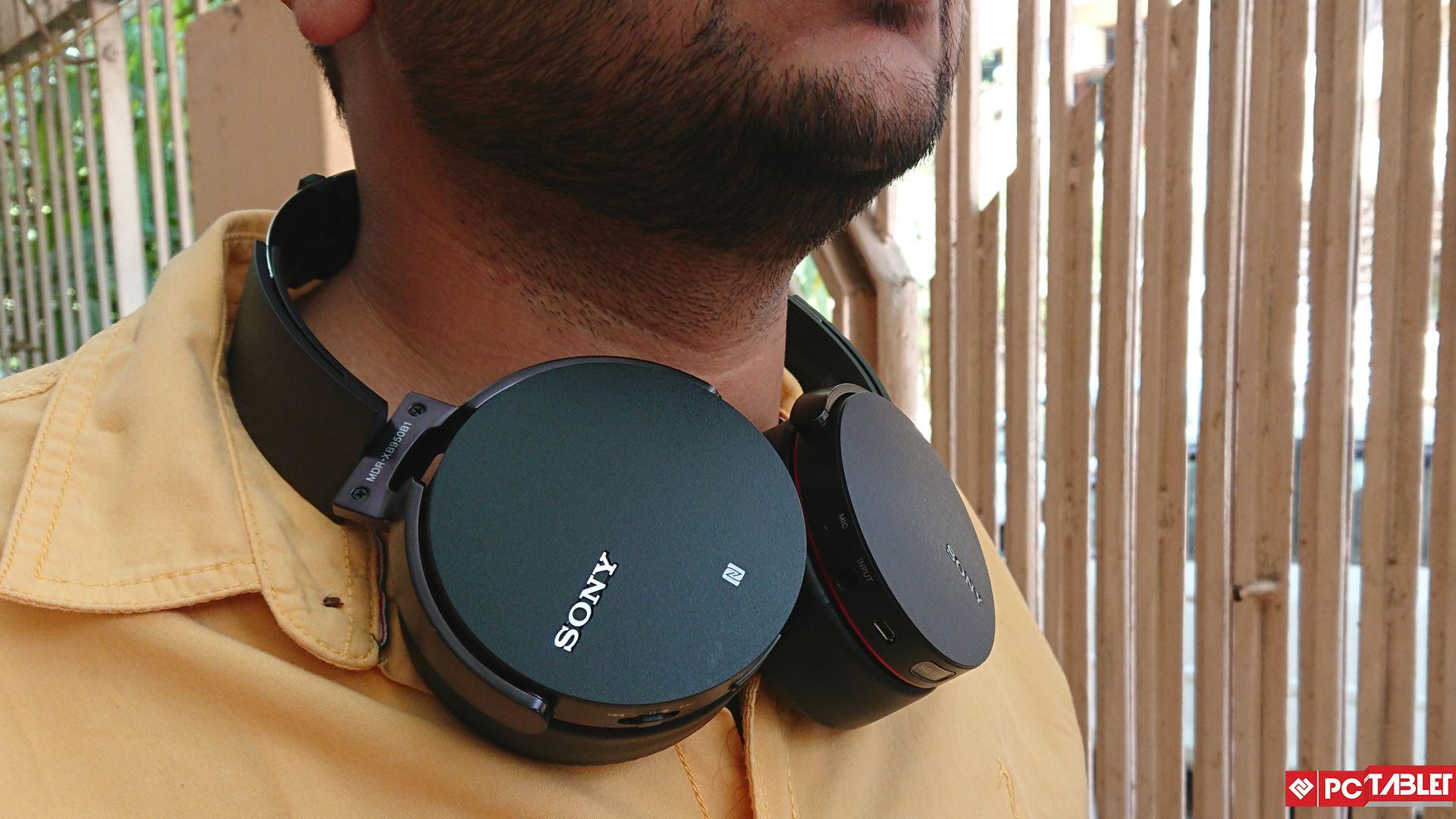Sony MDR XB950B1 7