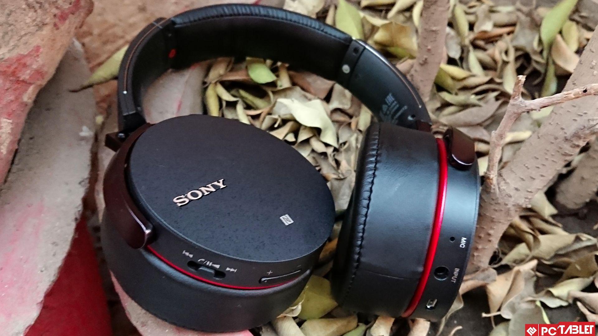 Sony MDR XB950B1 8