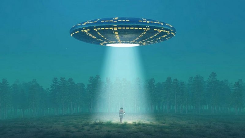 Unspecified Group Discloses That NASA Will Soon publicize Contact With Space Aliens