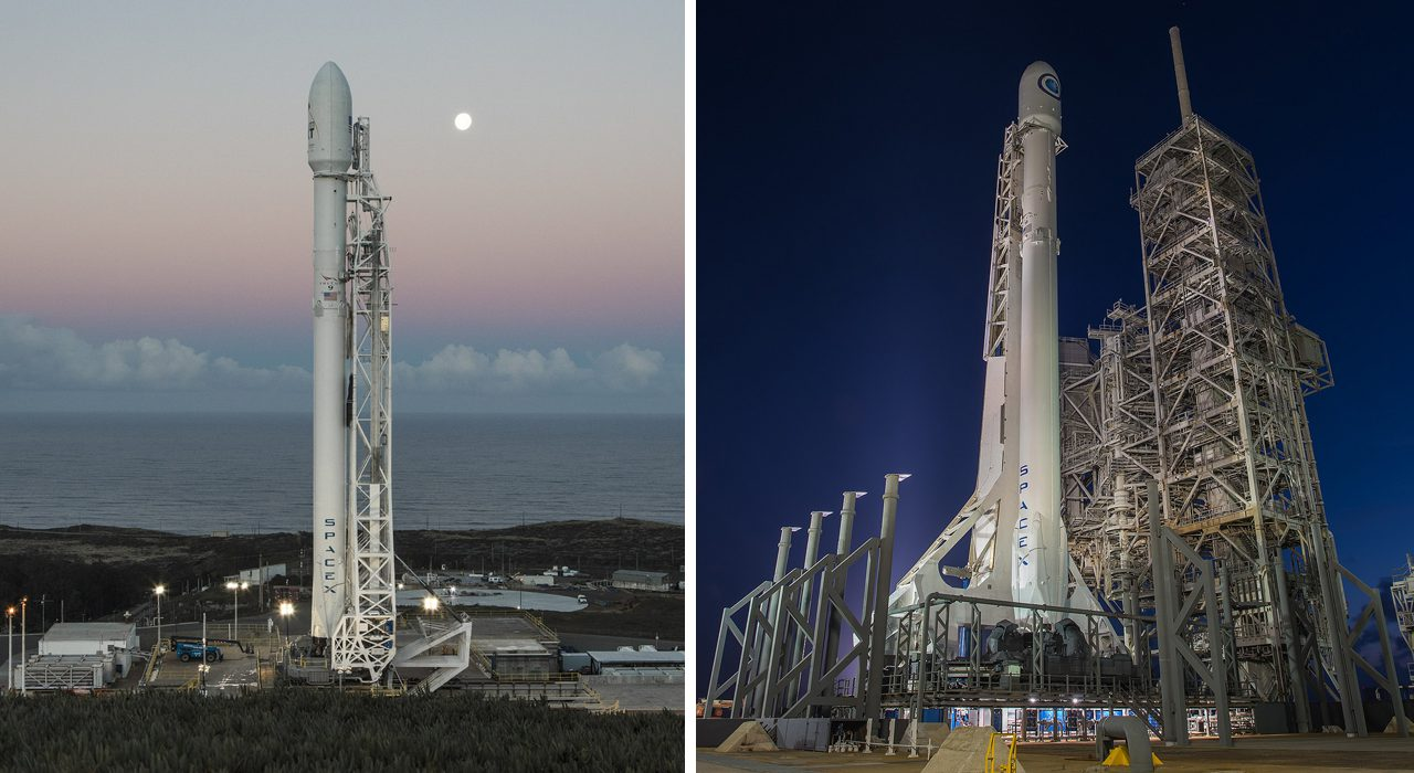 SpaceX Completes Launch Of Second Falcon 9 In Two Days