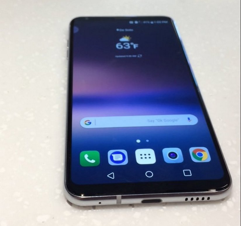 LG V30 real image