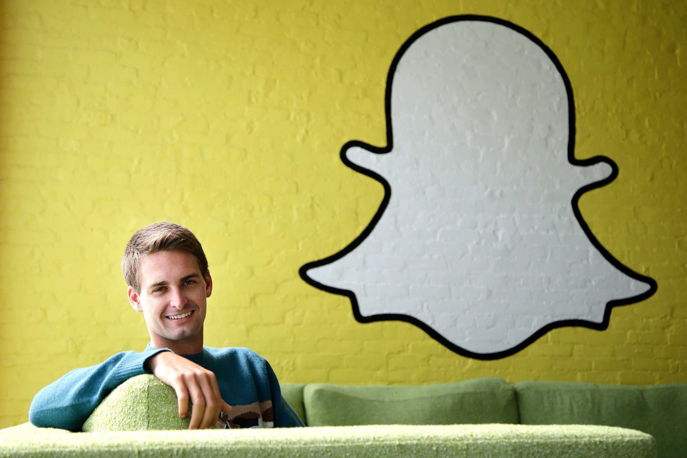 This Thursday, Oct. 24, 2013 file photo shows Snapchat CEO Evan Spiegel in Los Angeles. Snapchat, the disappearing-message service, has been quiet following a security breach that allowed hackers to collect the usernames and phone numbers of millions of its users. Snapchat said Thursday, Jan. 2, 2014 that it is assessing the situation, but did not have further comment. Earlier in the week, hackers reportedly published 4.6 million Snapchat usernames and phone numbers on a website called snapchatdb.info, which has since been suspended. (AP Photo/Jae C. Hong)