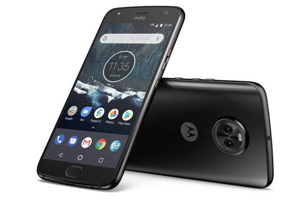 Moto X4 Android One Black