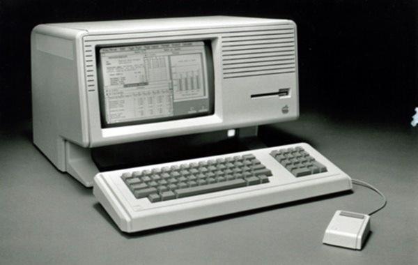 Lisa computer