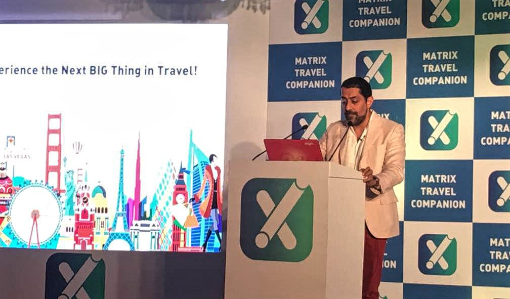 Matrix Travel Companion App