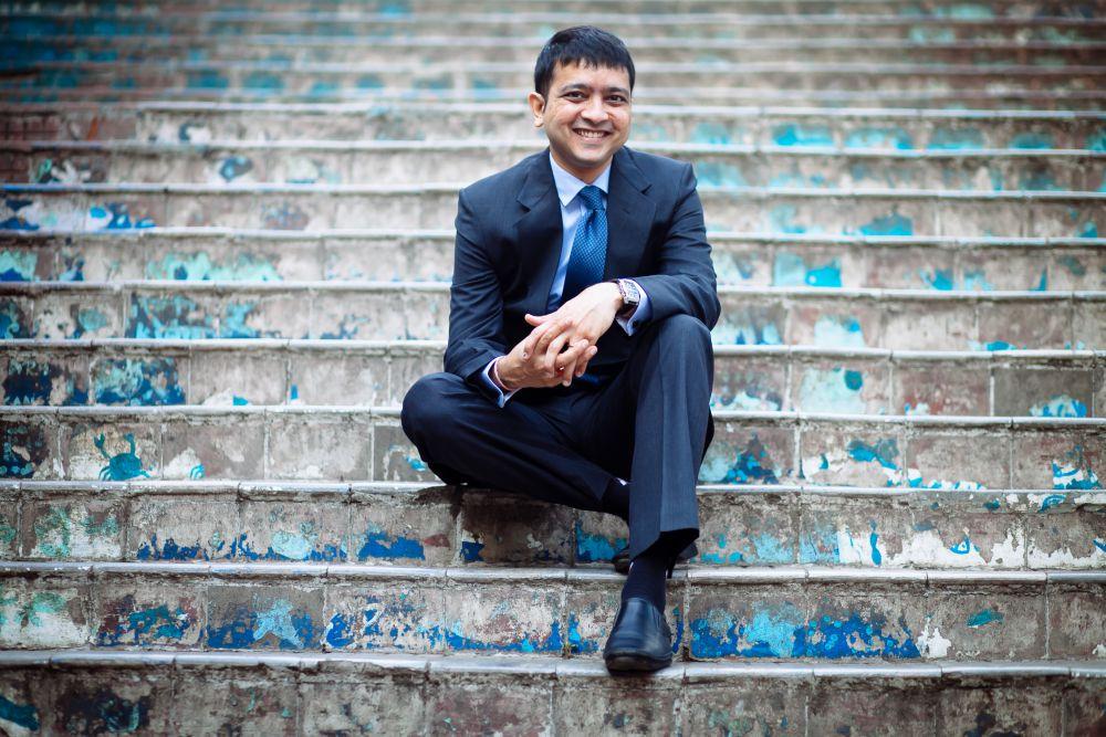 Vishal Parekh, Marketing Director, Kingston Technology & HyperX India