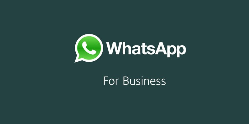 WhatsApp for Business 1
