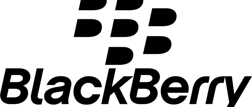 Blackberry Logo without