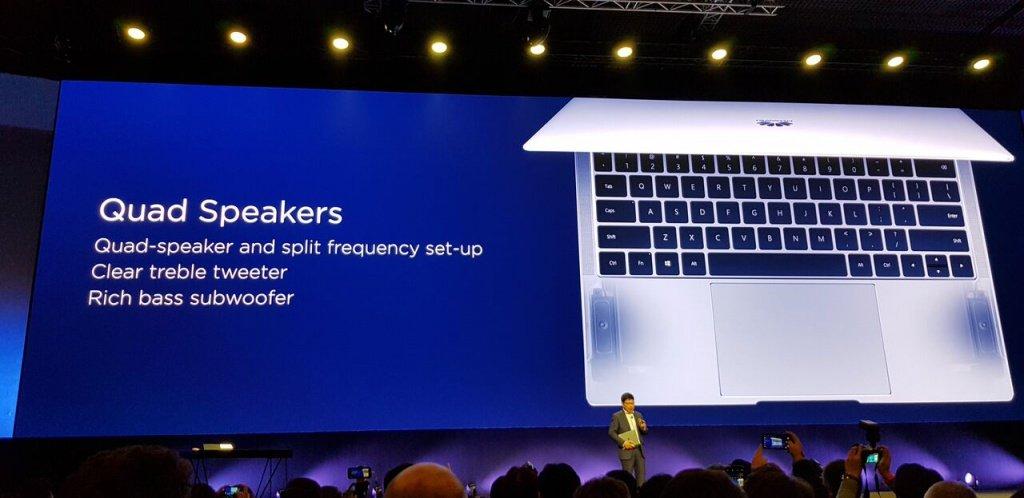 Huawei Matebook X Pro 9