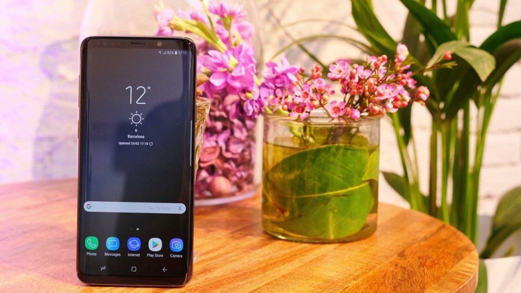 Samsung Galaxy S9 9