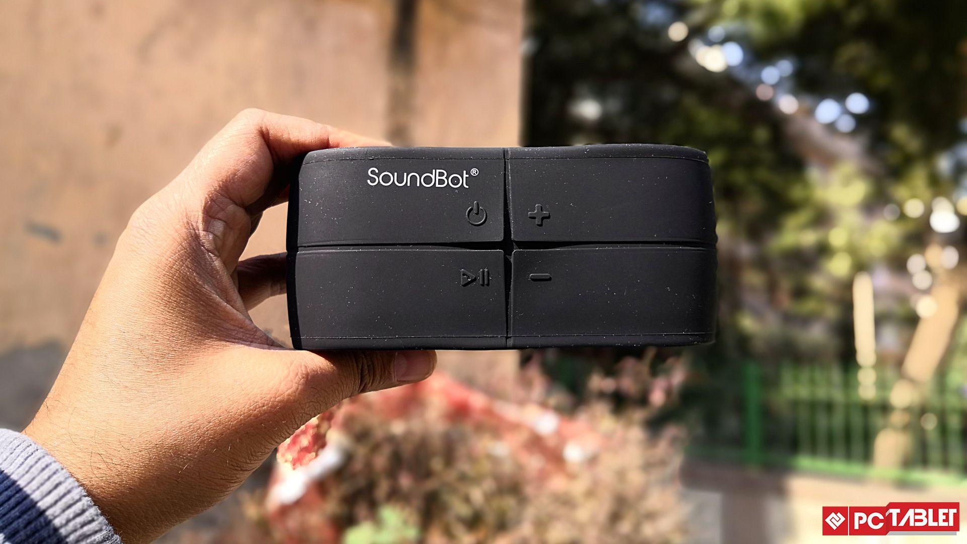 Soundbot Bluetooth Speaker 4