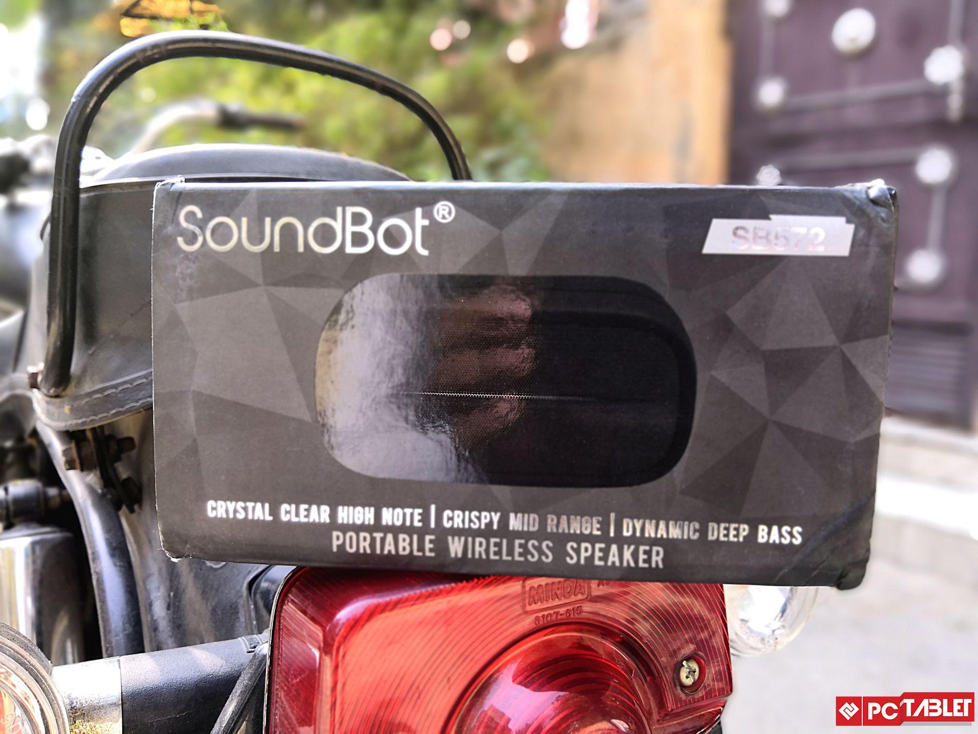 Soundbot Bluetooth Speaker 7