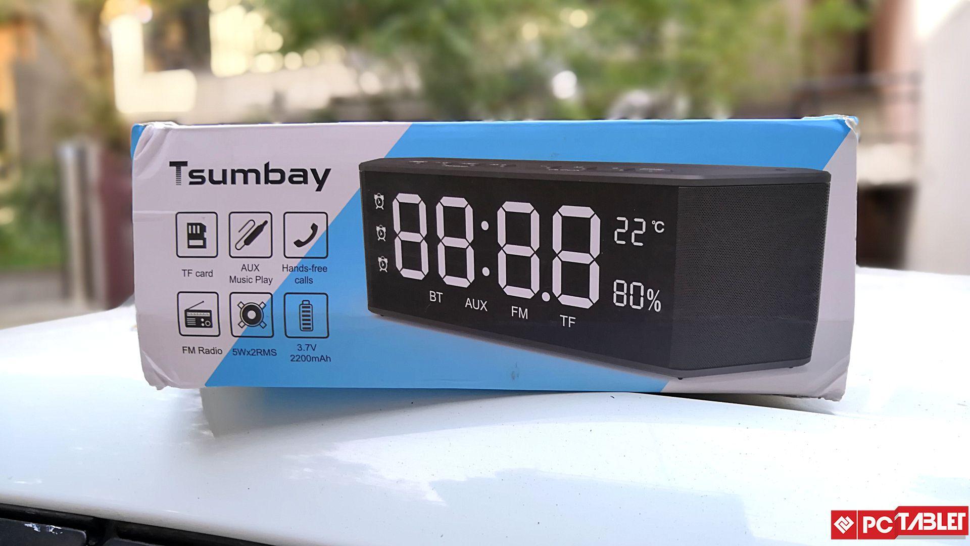 Tsumbay NX 5025 Bluetooth speaker 1