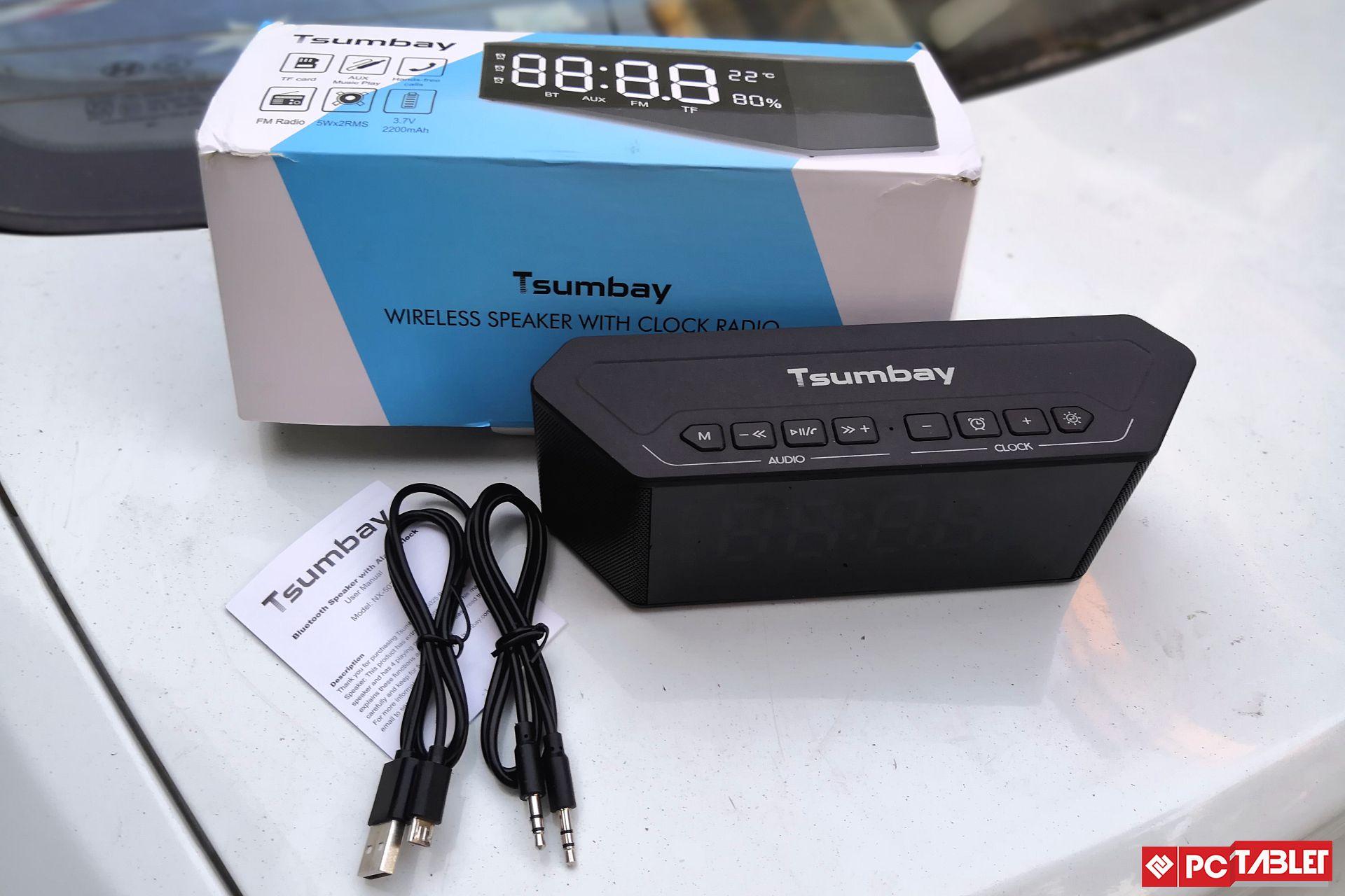 Tsumbay NX 5025 Bluetooth speaker 2