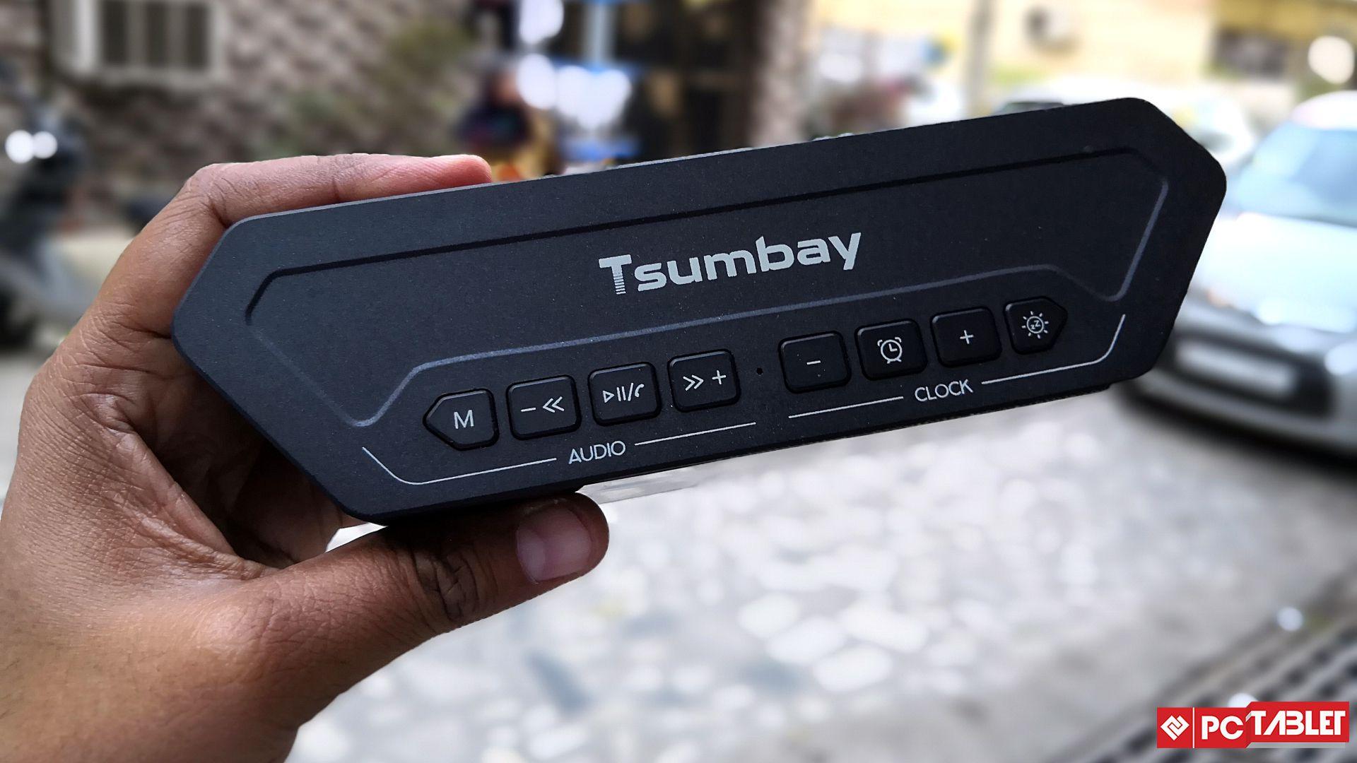 Tsumbay NX 5025 Bluetooth speaker 3