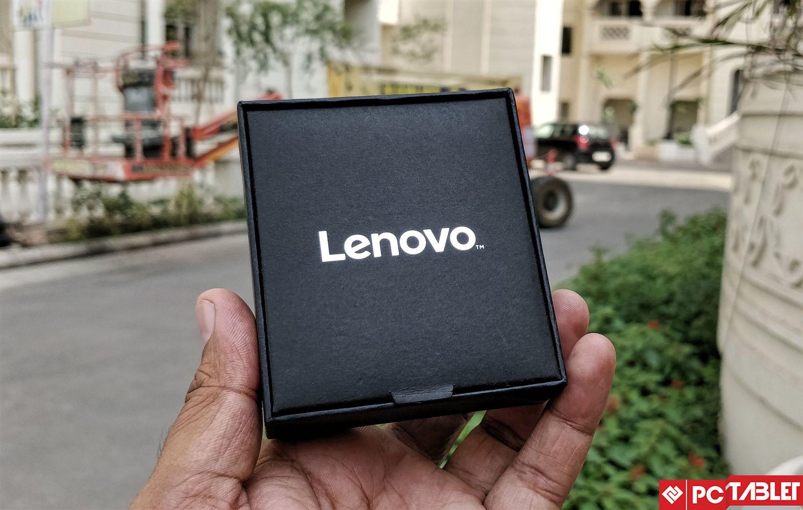 Lenovo HX03F fitness Band 3 result