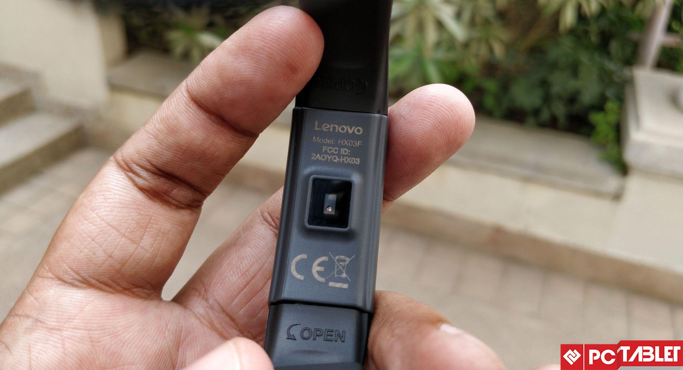 Lenovo HX03F fitness Band 5 result