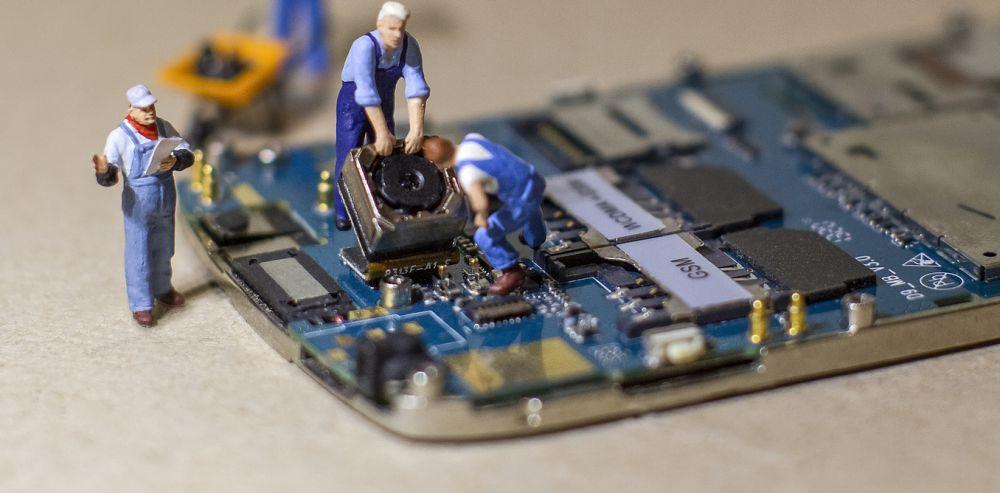 fix electronics