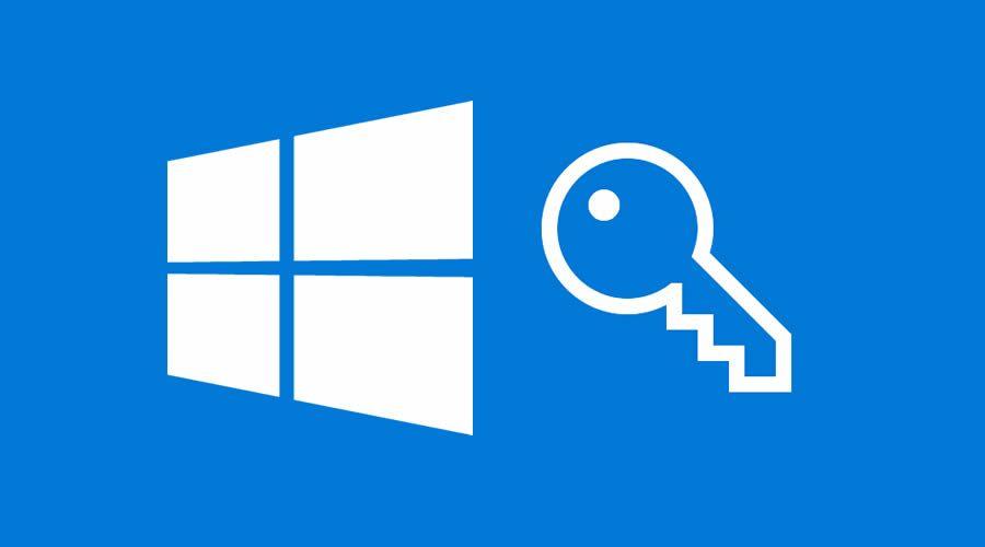 reset windows 10 password