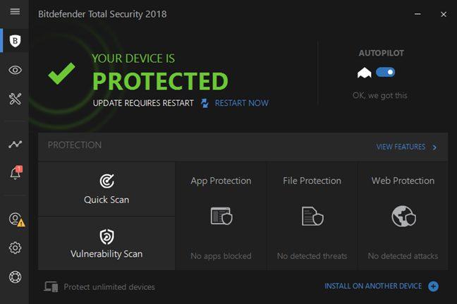 Bitdefender Total Security 2 1